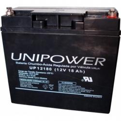 Bateria Recarregavel Selada 12v 18ah Up12180