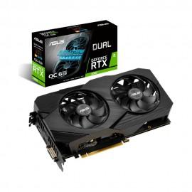 VGA GeForce 6GB RTX 2060 OC EVO 192 Bits GDDR6 -DUAL-RTX2060