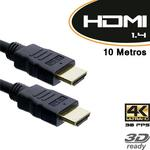 Cabo HDMI 1.4 3D /4K  10 Metros - Empire