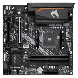 Mother Gigabyte B550M AORUS Elite Chipset B550 AMD AM4 mATX