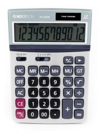 Calculadora Eletrônica 12 Dig. Energia Solar Hoopson - PA-2320B