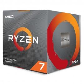 Processador AMD Ryzen 7 3700X 32MB 3.6GHz AM4 S/Vídeo 100-10000