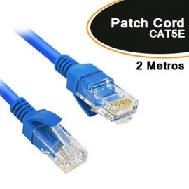 Patch Cord CAT5E com 2 Metros - Empire
