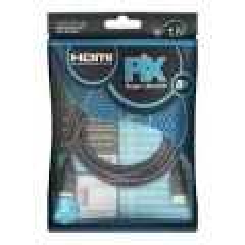 Cabo HDMI 3.0MT 2.1 Gold 8K Ultra HD  HDR Dinamiico Pix - 018-1030