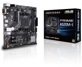 Mother Asus Prime A520M-E/BR AM4 + Processador AMD Ryzen 5 3600