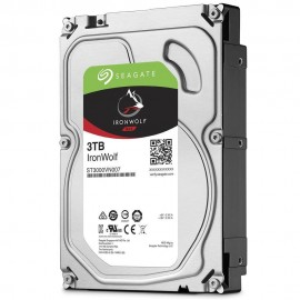 HD 3TB SATA III Seagate IronWolf NAS 5900RPM 64MB 6Gb-s ST3000V
