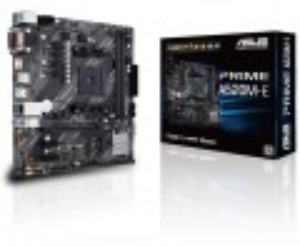 Mother Asus Prime A520M-E/BR AM4 + Processador AMD Ryzen 5 5600