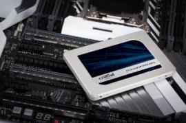 SSD 500GB Crucial MX500 SATA III 6Gb/s CT500MX500SSD1