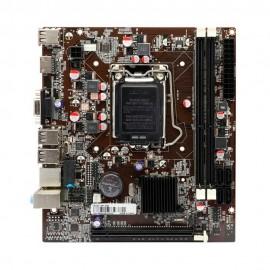 Mother Afox H61 MA5-V2 + Proc I5 2400 + Cooler Intel