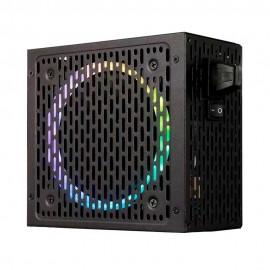 Fonte 500W Raimbow RGB 80 Plus Bronze PFC Ativo Bi automat RB500