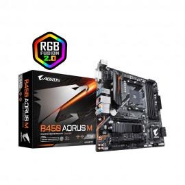 Mother Gigabyte B450 Aorus M DDR4 AMD AM4