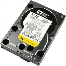 Hd Interno 2Tb Sata 2 64Mb 7200Rpm (Disco Rígido) Wd2002Fyps Western Digital