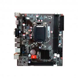 Mother Foxconn H81 CYBH81 DDR3 6-USB 3.0 Vga/Hdmi LGA 1150 Box