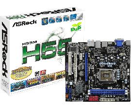 Mother Foxconn H55 CYBAF-10-H55 DDR3 USB 2.0 Vga-Hdmi LGA 1156