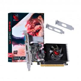 VGA Radeon 1GB HD5450 Pcyes DDR3 64 bits Low Profile PJ54506401