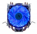 Cooler Dex Universal Game Duplo C/15 Led Azul para Cpu Dex - DX-911