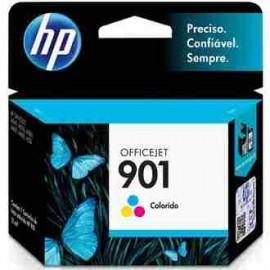 Cartucho HP 901 Color OfficeJet
