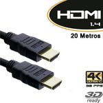 Cabo HDMI 1.4 3D / 4K   20 Metros - Empire
